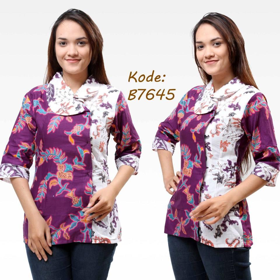 Baju Batik Kerja Sederhana: Tips Memilih Model Seragam Batik Kantor