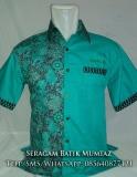 Batik Kombinasi Hijau