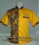 Batik Kombinasi Kuning
