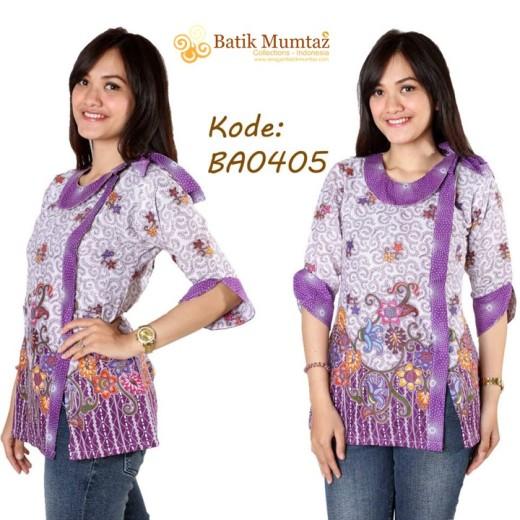 Baju Batik Kerja Sederhana: Tips Membuat Seragam Batik Kerja Wanita