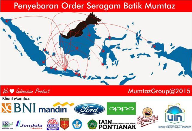 Order batik