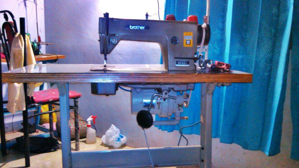 mesin seragam batik
