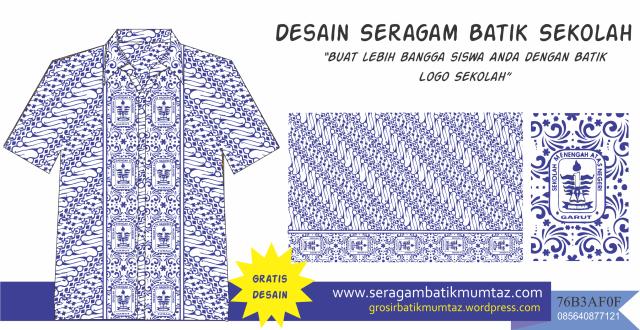 Iklan Ok Batik Sekolah