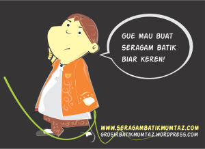 Seragm batik
