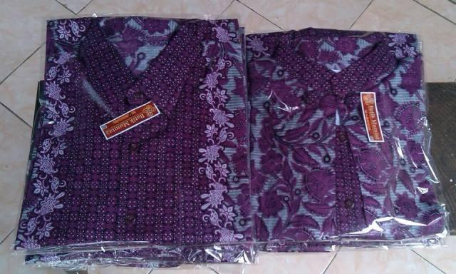 Membuat Seragam Batik