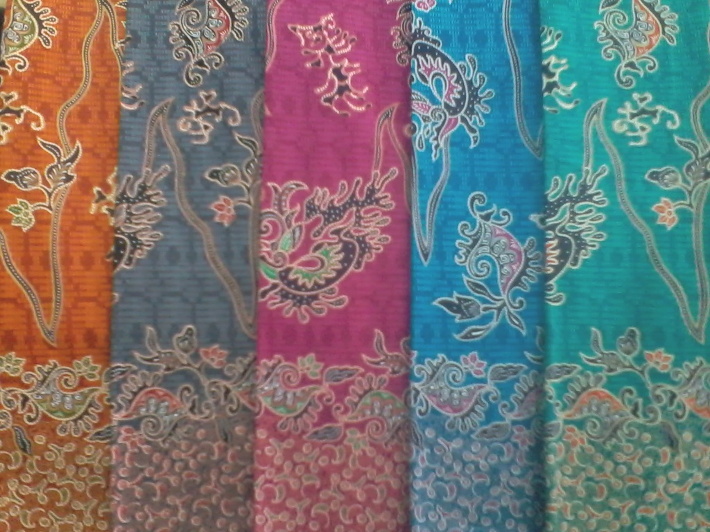 Motif Batik Premium