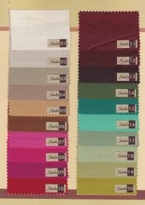 Warna Kombinasi Batik