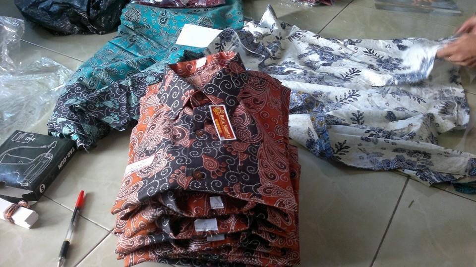 seragam batik pabrik
