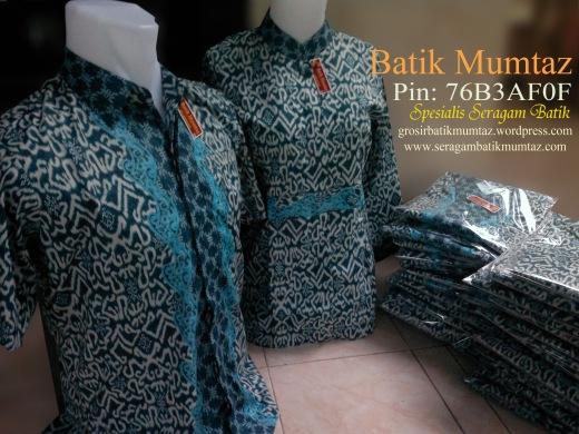 Seragam Batik Karyawan