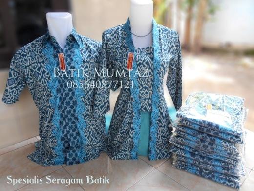 seragam batik kebaya