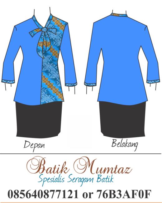 Seragam Batik Siswa