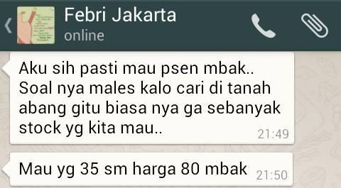 Komentar Seragam Batik