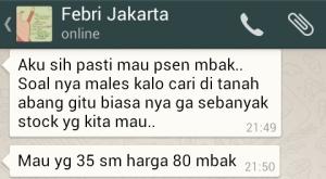 Testimoni Batik