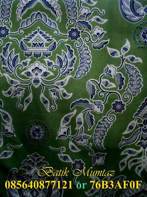 Gambar Gambar Grosir Kemeja Batik Seragam Contoh Baju Kerja Desain