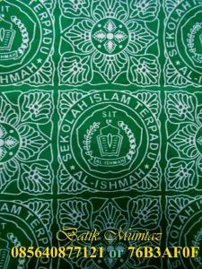 Batik desain khusus
