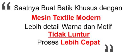 Mesin Textile