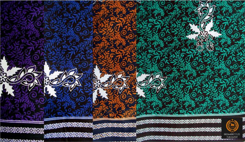 Motif batik Selong