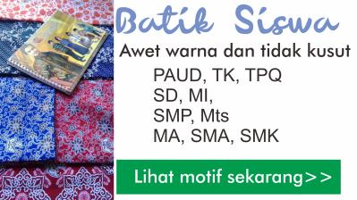 Batik Siswa