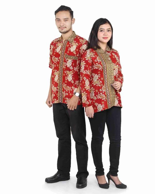 seragam batik 1