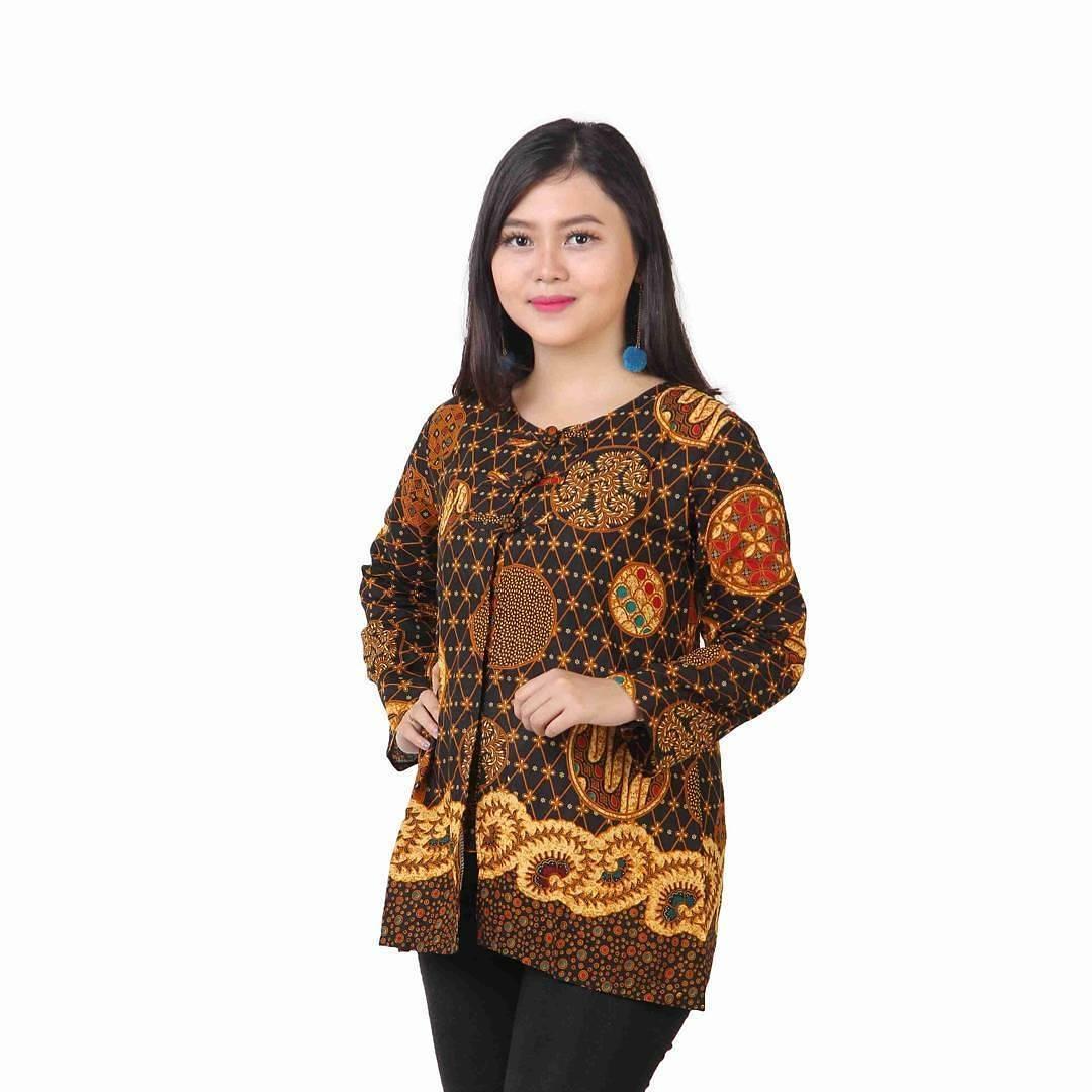 seragam batik 11