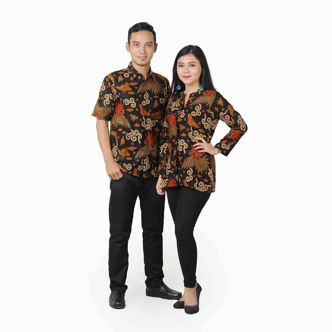 seragam batik 15