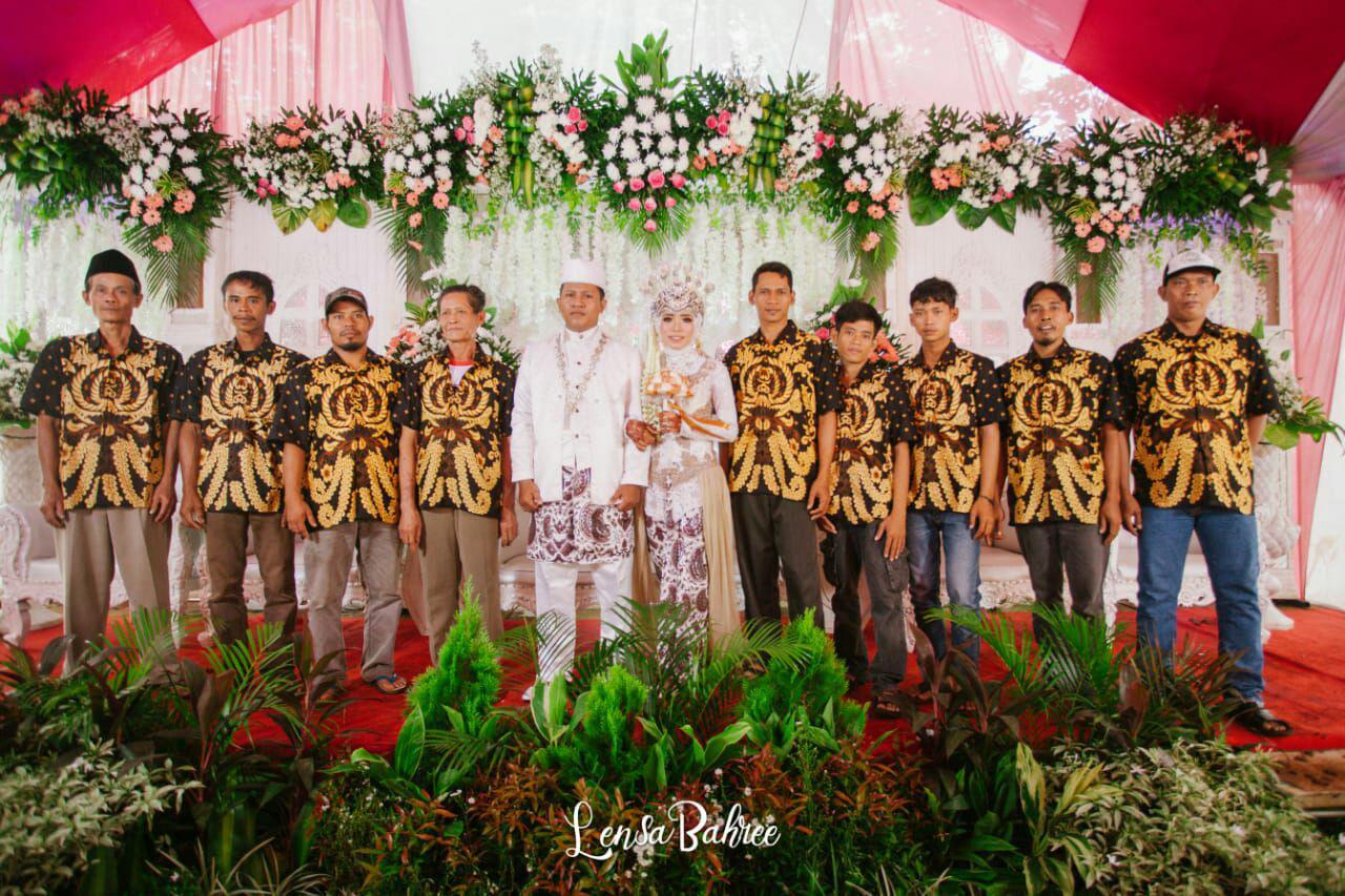 batik pernikahan